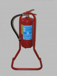 PORTABLE Fire extinguisher holder